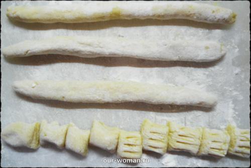картофельные ньокки | our-woman.ru