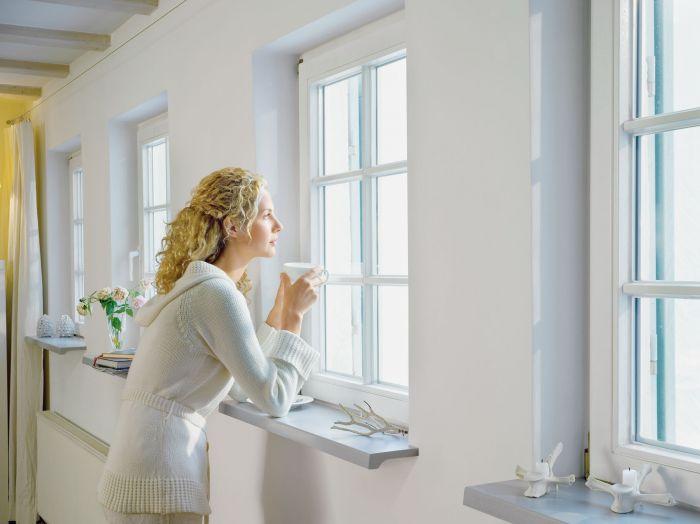 подоконник в квартире | our-woman.ru