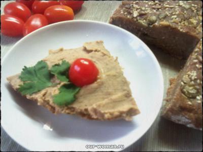 рецепт овощного паштета | our-woman.ru