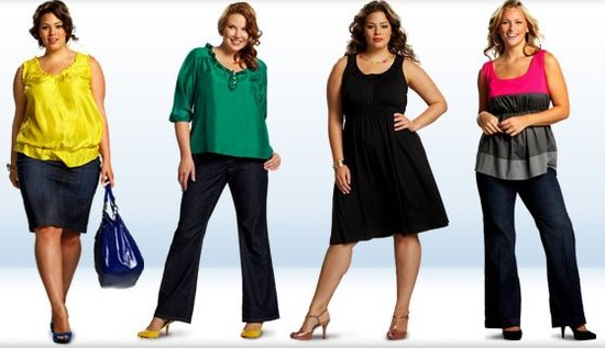A Salute to an Amazing Plus-Size Women Collection    Top Fashion