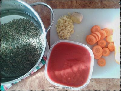 морковно-имбирный суп рецепт фото | our-woman.ru