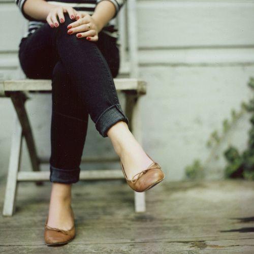 модная обувь весна 2014 балетки | our-woman.ru