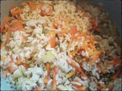 вегетарианский плов с машем рецепт | our-woman.ru