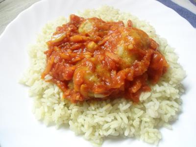 рецепт тефтелей с рисом фото | our-woman.ru
