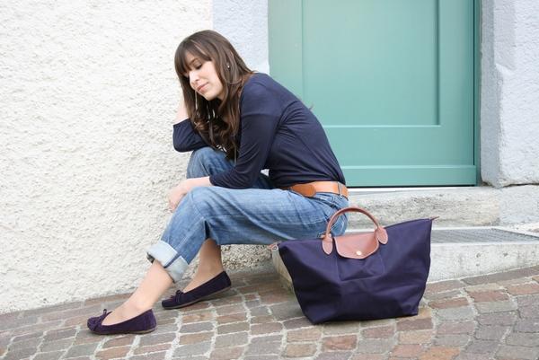 советы по стилю с чем носить джинсы бойфренды | our-woman.ru