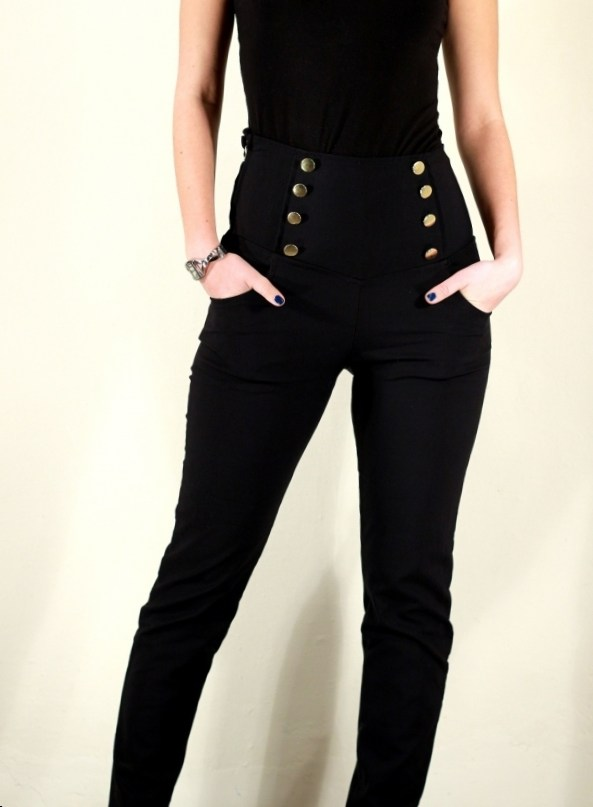 Модные джинсы осень зима 2015 2016_12