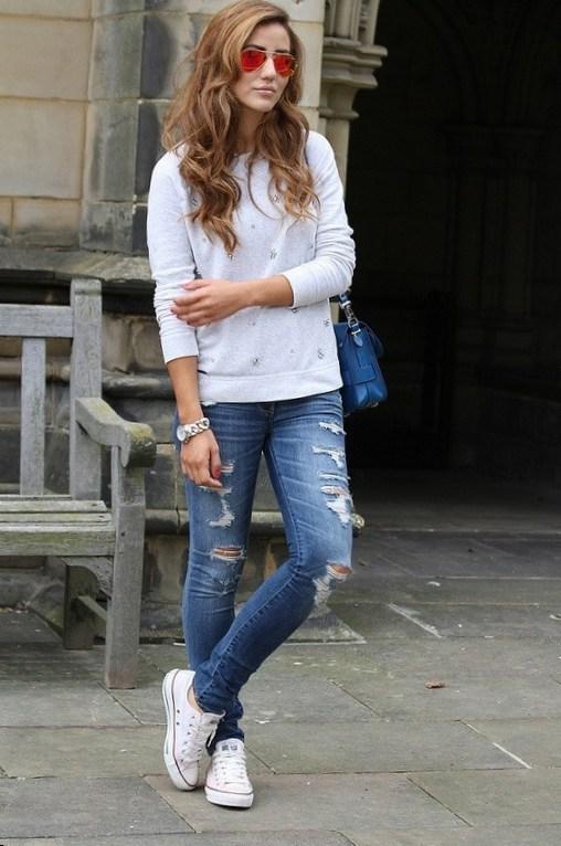Модные джинсы осень зима 2015 2016_5