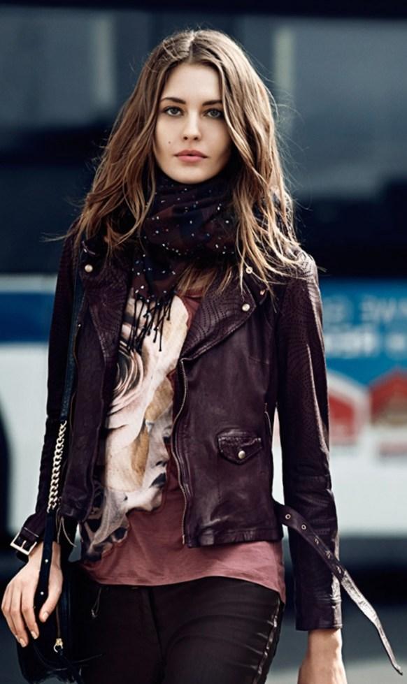 Модные женские куртки осень зима 2015 2016_8