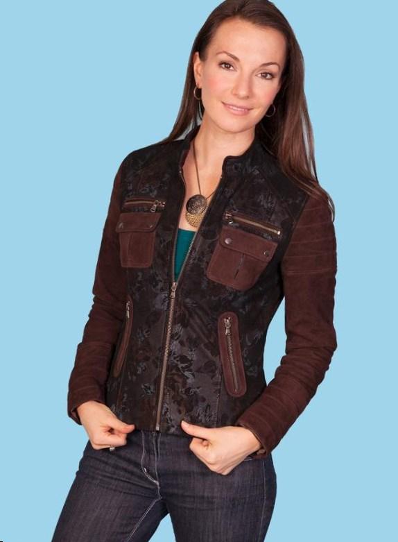 Модные женские куртки осень зима 2015 2016_9
