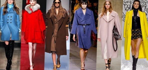 Модные пальто осень-зима_4