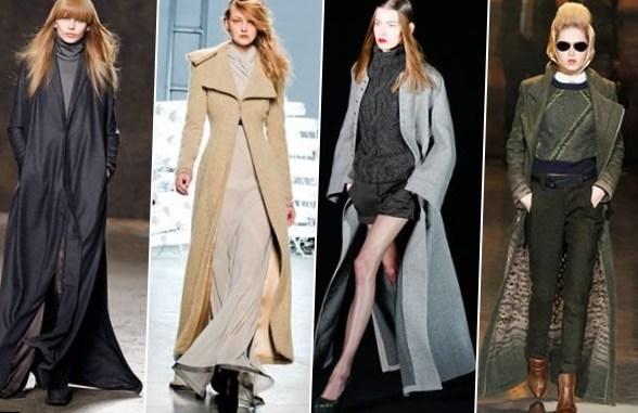 Модные пальто осень-зима_5