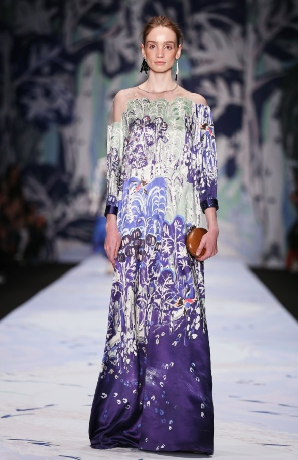 Модные платья осень зима 2015 2016_9
