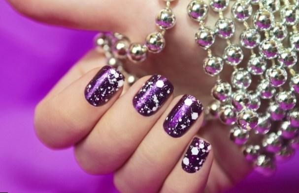 модный маникюр 2015 на короткие ногти_10