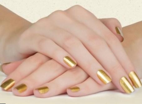 модный маникюр 2015 на короткие ногти_7