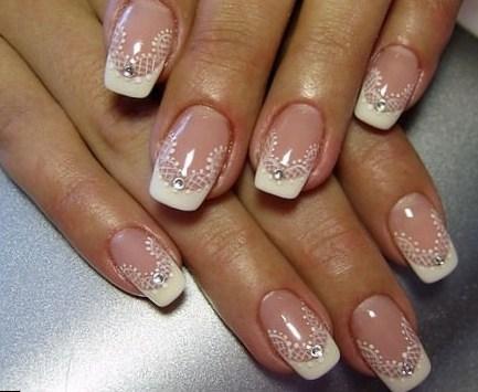 модный маникюр 2015 на короткие ногти_8