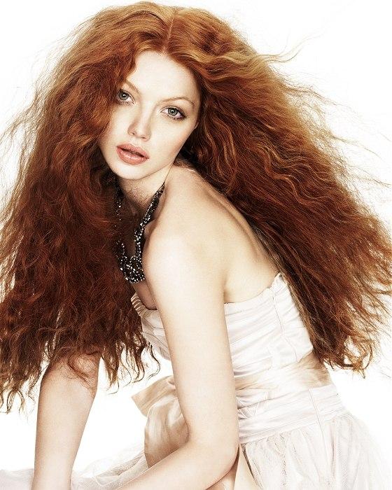 Пышные волосы 1