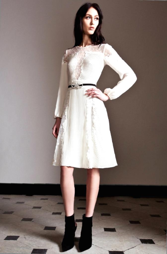 Платье осень зима_35