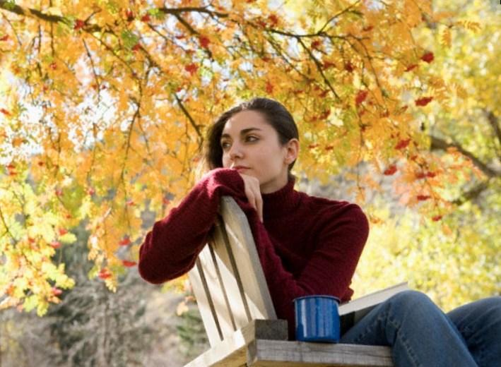 Депресия у женщин
