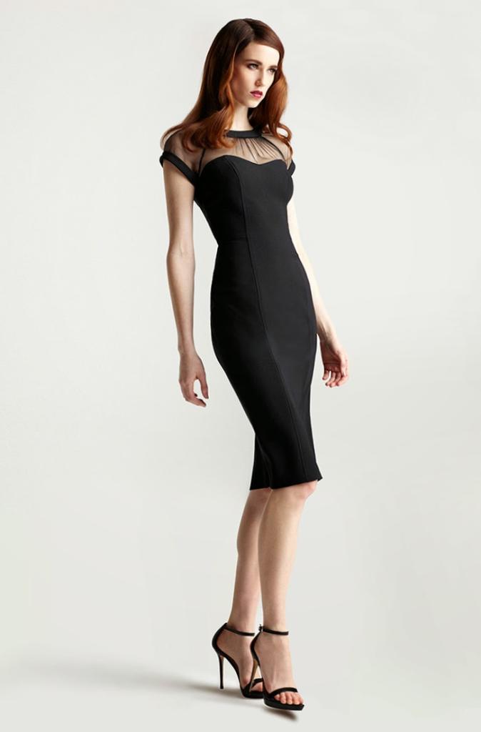 Офисное платье_9