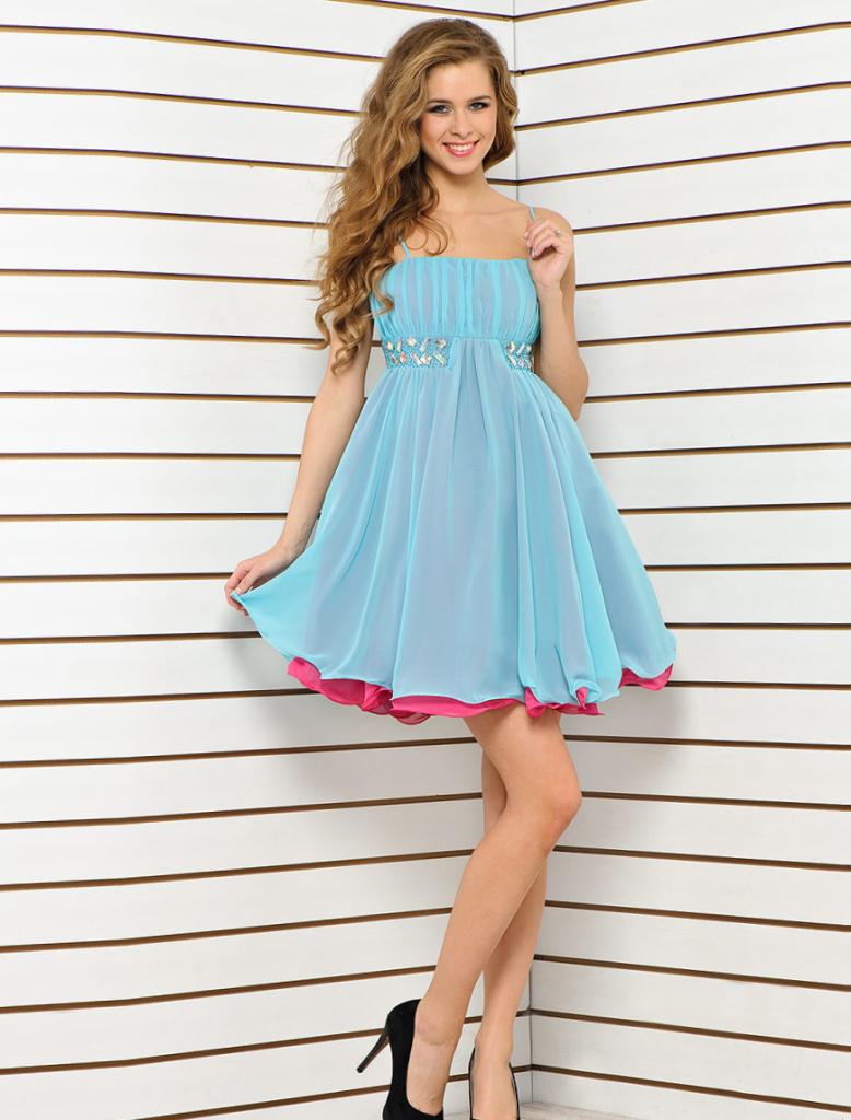 Платье скрыть живот_10