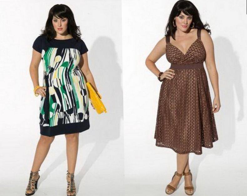 Какие платья носить если есть живот