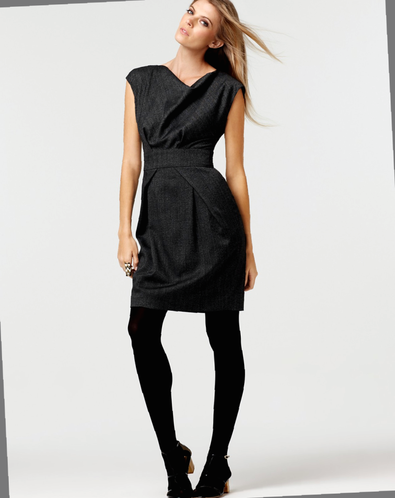Платье твид_8