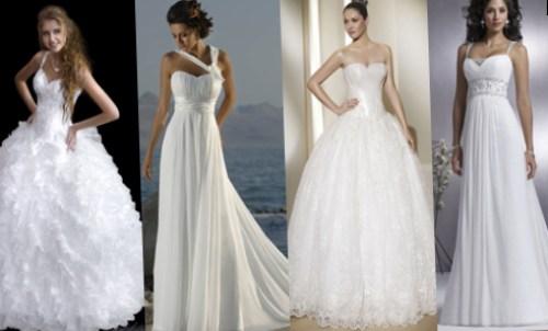 Свадебные платья на тип фигуры груша