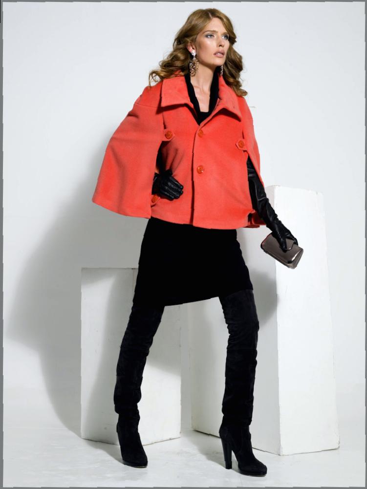Модное пальто 2015 цвета стили