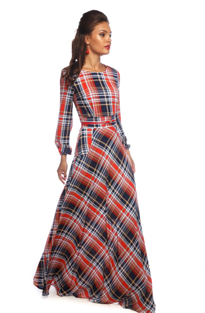Платье в клетку_78