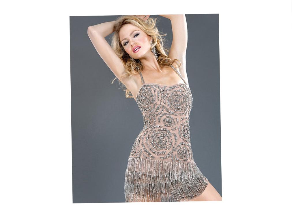 Сексуальные платья_204
