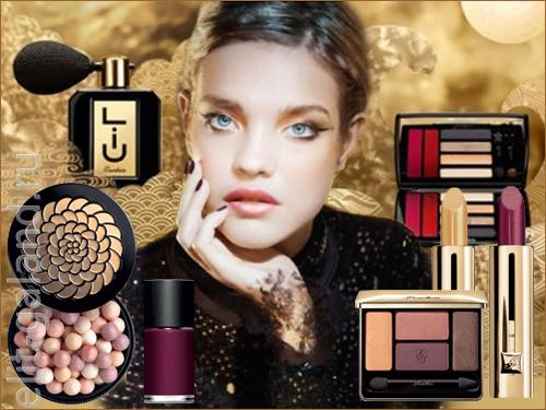 летняя коллекция макияжа герлен 20161