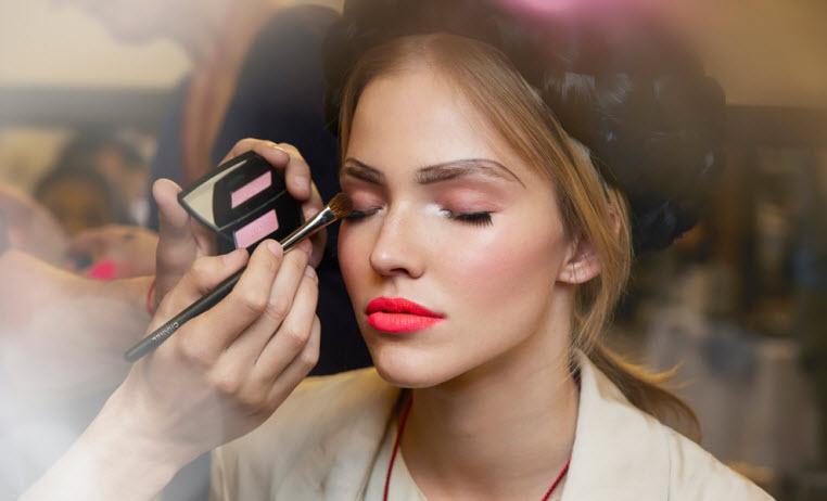 летняя коллекция макияжа шанель 20164
