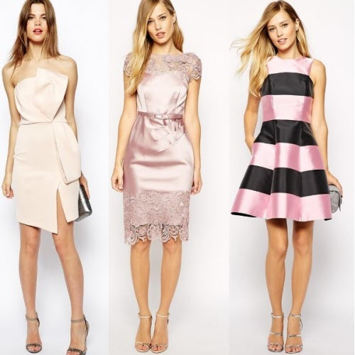 стильные летние платья 20163