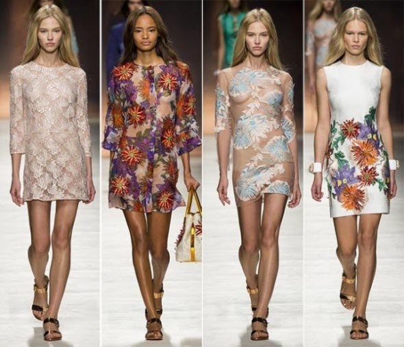 стильные летние платья 20168