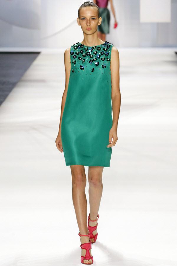 стильные летние платья1 2016
