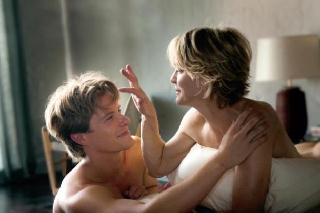 женщина в возрасте ищет любовника