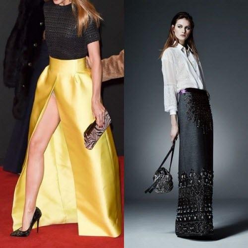 юбки 2016 года модные тенденции фото14