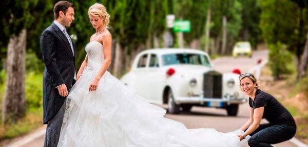 Подготовка к свадьбе 4